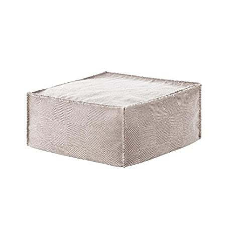 Sail Gan Spaces Pouf/Asiento Cojín, pardo, estándar: Amazon ...