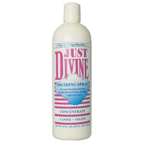 UPC 819774010203, Chris Christensen Just Divine Brushing Spray Concentrate
