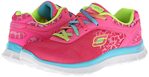 0b12aba06b25 Skechers Flex Appeal Serengeti Girls  Multisport Outdoor Shoes   Amazon.co.uk  Shoes   Bags