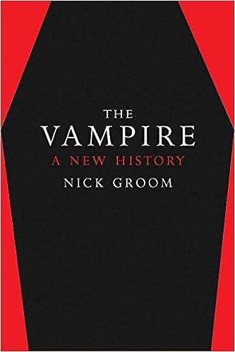 Amazon com: The Vampire: A New History (9780300232233): Nick