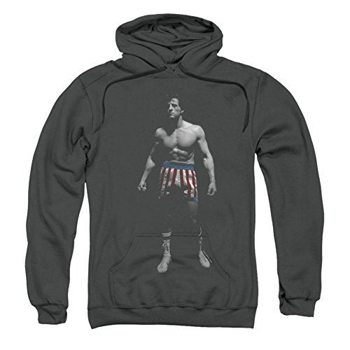 Rocky Stand Alone Hooded Sweatshirt product image