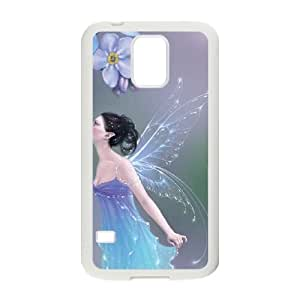 Forget Me Not Samsung Galaxy S5 Cell Phone Case White toy pxf005_5754089