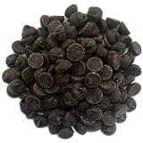 Callebaut 811 53.8% Callets de chocolate semi dulce oscuro 5 libras