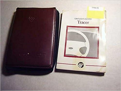1997 ford escort and mercury tracer repair shop manual original.