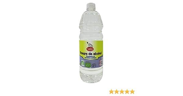 Vinagre de alcohol 8º 1 Litro: Amazon.es: Hogar