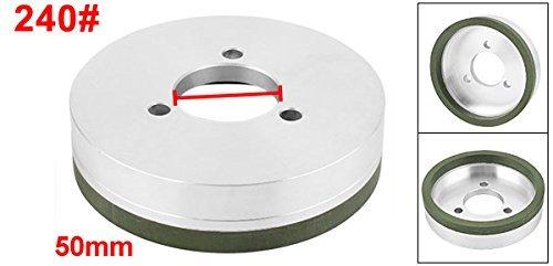 eDealMax 240# Grit 50mm Aburrido de mármol pulido de Cristal muela de Disco Para la Máquina: Amazon.com: Industrial & Scientific