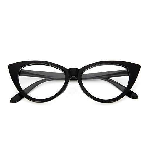 Sollas Gafas De Gafas Gafas Sol negro Sol Mujeres Gafas De De Gato Ojo Mujer De Limotai De Plano Pequeño Negro Nuevas qPExwAwO