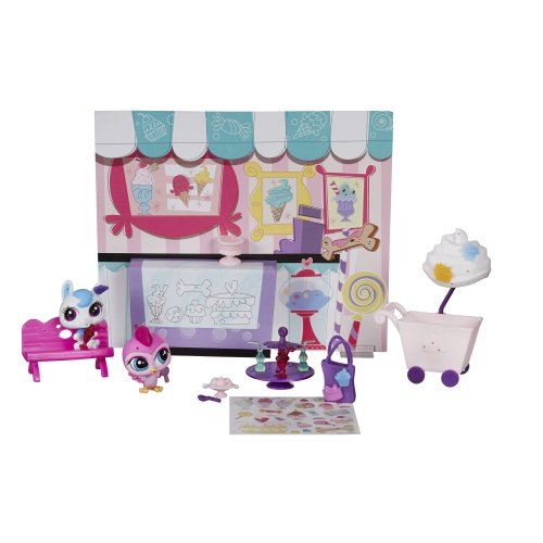 Angel Doll Littlest (Littlest Pet Shop Yummy in Our Tummies Themed Pack)