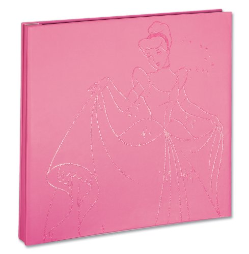 Disney Princess Pink 12-by-12 Album