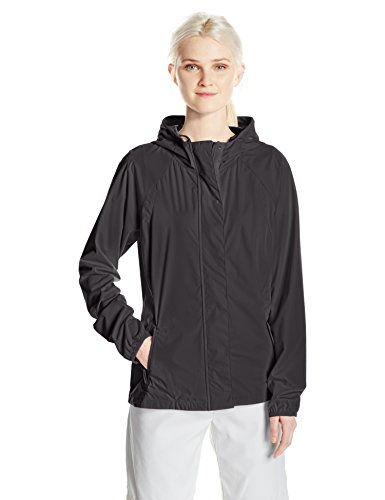 Skechers Women's Go Shield Golf Jacket, Black, XS by Skechers