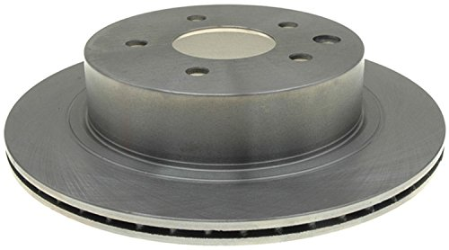 ACDelco 18A1664A Advantage Non-Coated Rear Disc Brake Rotor