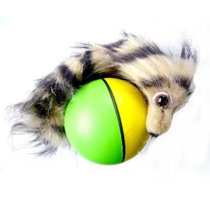 Weazel Ball Wiesel Ball Tierspielzeug