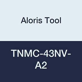 product image for Aloris Tool TNMC-43NV-A2 External Vertical Triangular Threading Insert, 60 Degree