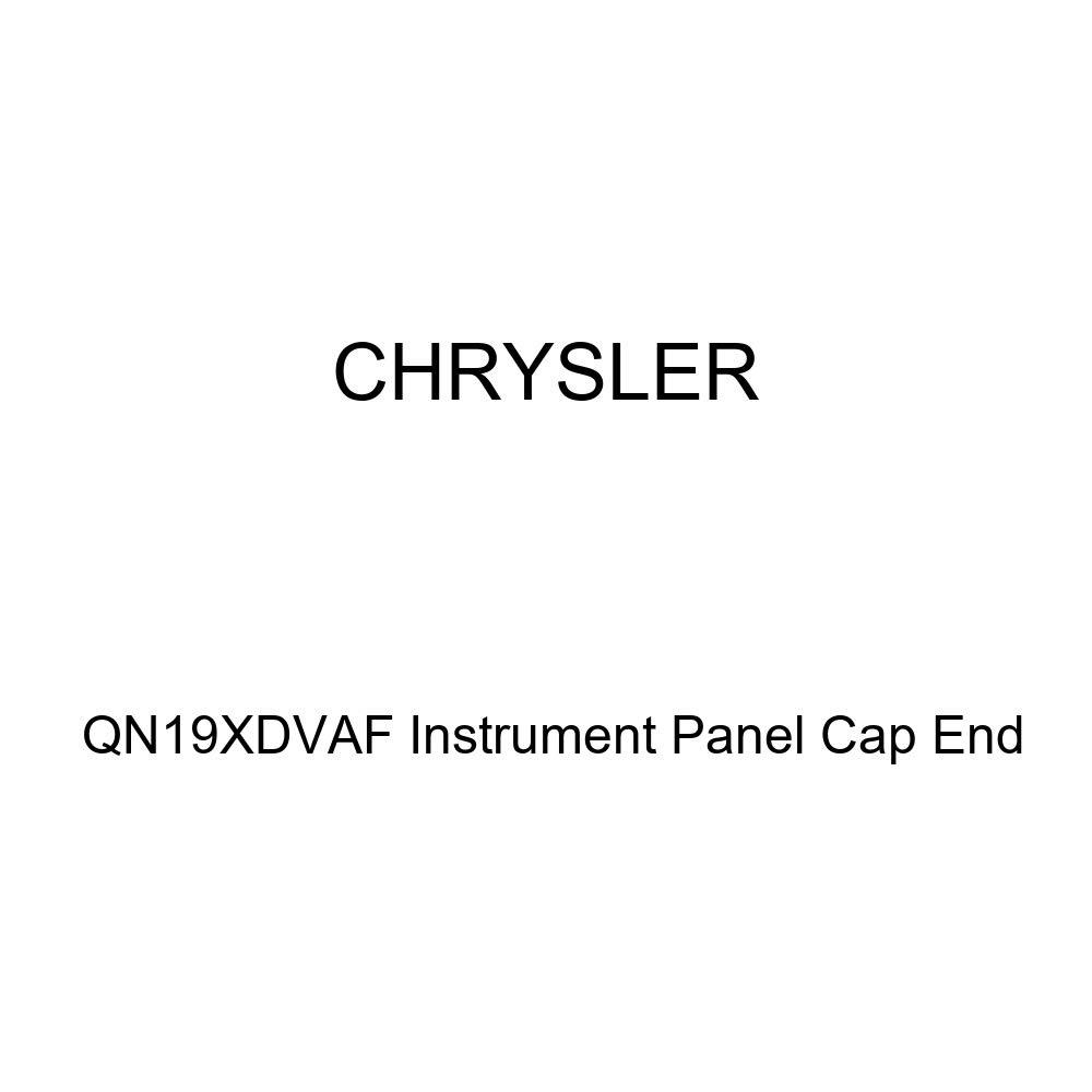 Genuine Chrysler QN19XDVAF Instrument Panel Cap End