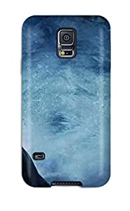 Ultra Slim Fit Hard Mary David Proctor Case Cover Specially Made For Galaxy S5- Wow Wrath Of The Lich King