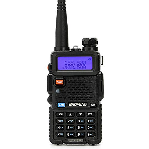 LDJC Walkie-Talkie, Portable Walkie-Talkie 8W High Power Voltage 7.2V DC 1800MAH Lithium Battery Frequency Stability 2.5PPM by LDJC (Image #7)