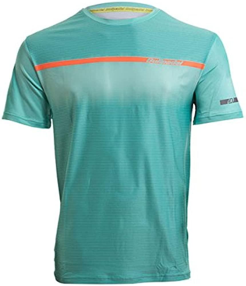 Bull padel Vitorio Camiseta, Hombre, Azul (424), M: Amazon.es ...