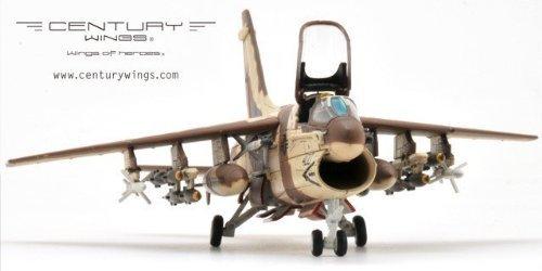 センチュリーウィングス ダイキャストモデル完成品 1/72 A-7E VA-72 BLUEHAWKS AC400 1991 DS