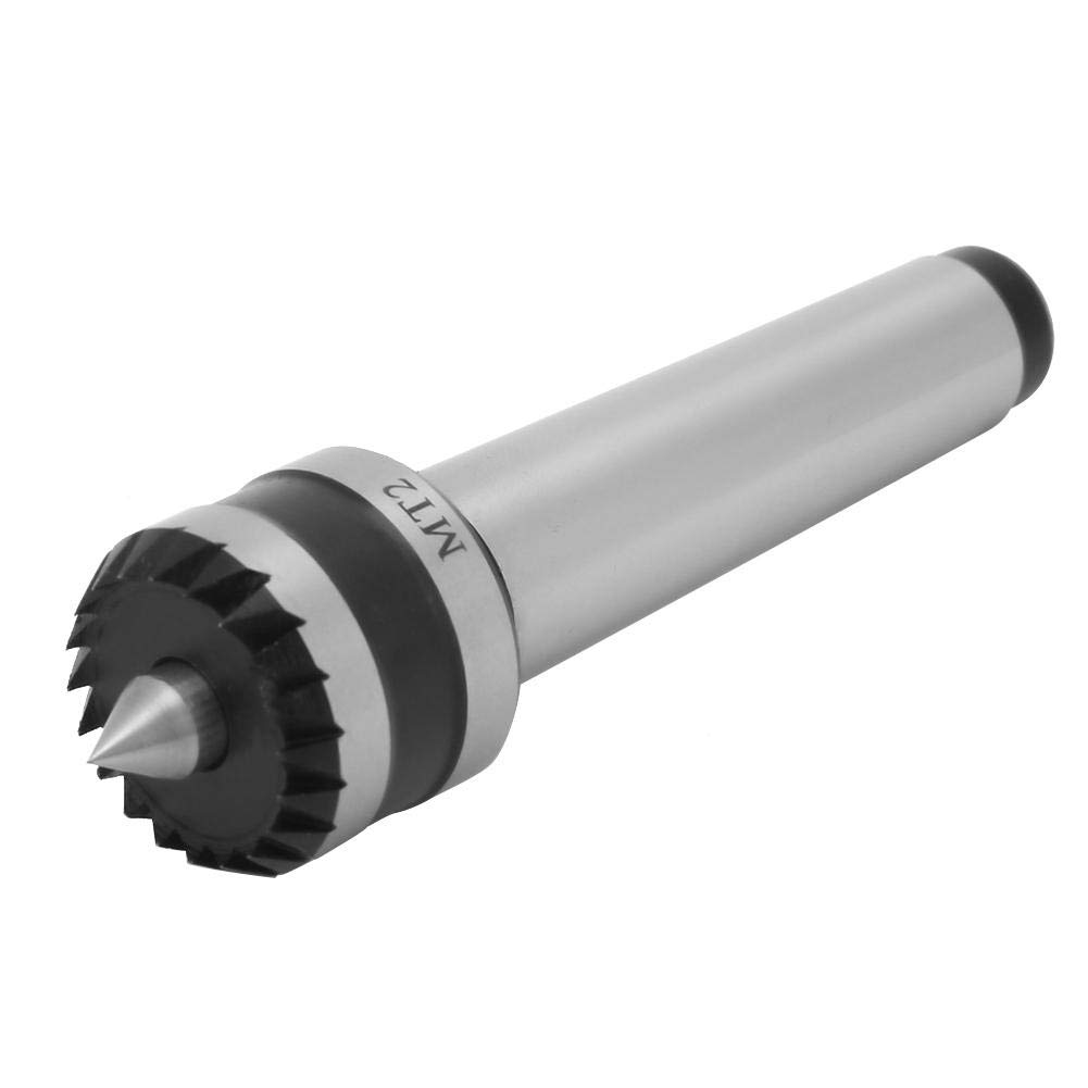 Heavy Duty Live Bearing Tailstock Center Metal Wood Lathe Turning Tool F