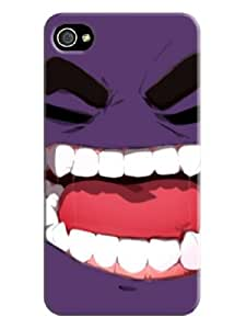 iphone Protective Bumper Cover Plus Fashionable TPU New Style Case for iphone 4,4s
