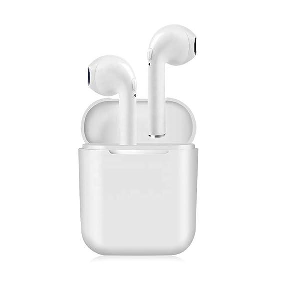 I9 TWS - Auriculares inalámbricos con Bluetooth para iOS y Android, Auriculares I9S, Auriculares