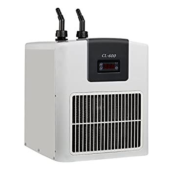 Image of VIVOSUN 1/4HP Active Aquarium Chiller Ultrahigh Refrigeration Efficiency for Both Freshwater and Seawater Pet Supplies