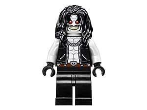 LEGO DC Comics Super Heroes Jusctice League Minifigure - Lobo (76096)