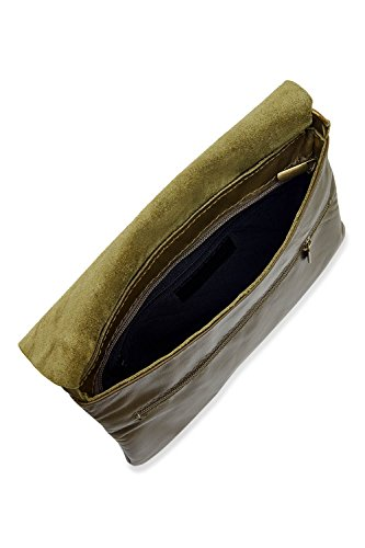 Italian Tan Di Montte Envelope Soft Shoulder Ladies Flap 100 Leather Jinne Bag dIwwPZ