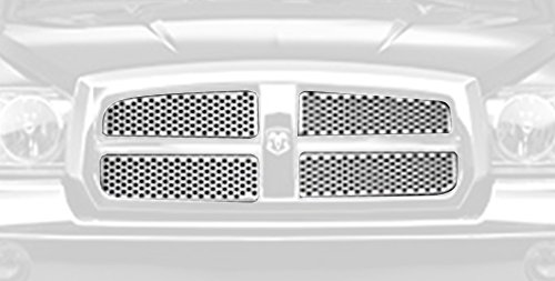 Putco 84175 Punch Mirror Stainless Steel Grille