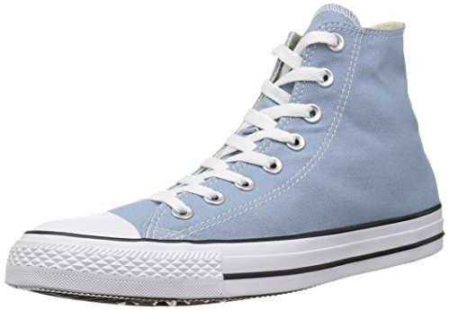 Converse Chuck Taylor All Star 2018 Seasonal High Top Sneaker, Washed Denim, 7 M US