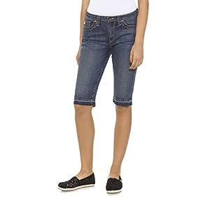 Women's Hazel Capri Jeans in Serenity Wash