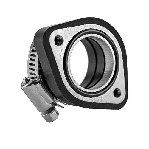 WPHMOTO 28mm Rubber Carburetor Manifold Flange Adapter For Mikuni VM24 26