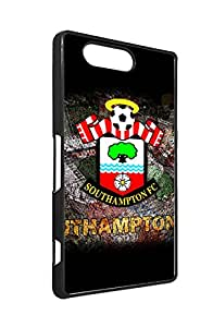 Sony Xperia Z3 Compact Fundas Phone Case Southampton FC Football Club Protective Fundas for Z3 Compact, Unique Team Logo Fundas Case Southampton Sony Z3 Compact Fundas for Sport