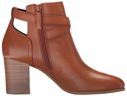 Cole Haan Women's Bonnell Ankle Bootie Acorn Leather 4SeXBgU