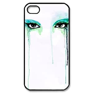 Watercolor Phone Case For Iphone 4/4s [Pattern-1]