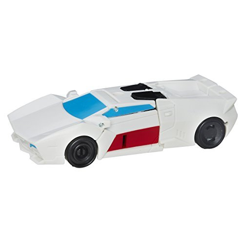 Transformers: Robots in Disguise Sideswipe and Windstrike Battle Packs by Transformers