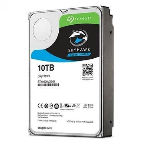 Skyhawk Ai 10Tb Sata Up To 64 Camera Supported