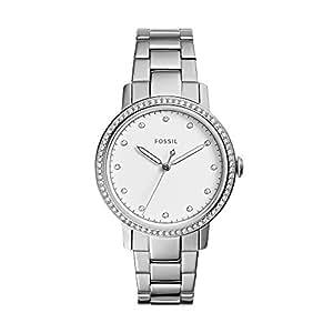 Fossil Women's ES4287 Neely Three-Hand Stainless Steel Watch