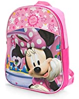 Disney Junior Minnie Mouse Pink Mini Backpack