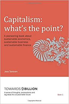 Book Capitalism: what's the point?: A pioneering book about sustainable economics, sustainable business and sustainable finance (Towards 9 Billion)