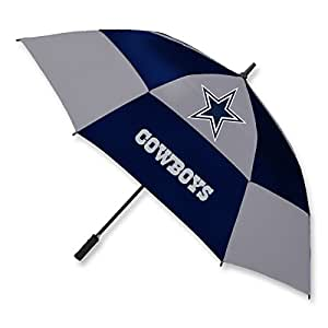Amazon Com Dallas Cowboys Vented Canopy Golf Umbrella