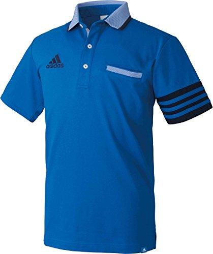 (adidas Golf(アディダスゴルフ) adidas Golf(アディダスゴルフ) ADICROSS 3ストライプ ショートスリーブ ポロ