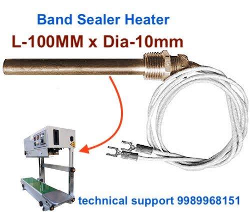 Long Heater for Band Sealer 2Nos, Band Sealer FR900 Bag