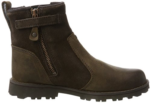 Grain 026 Unisex brown Timberland Niños Botines Asphalt Trail Marrón Connection Full 0wxCvxZUq