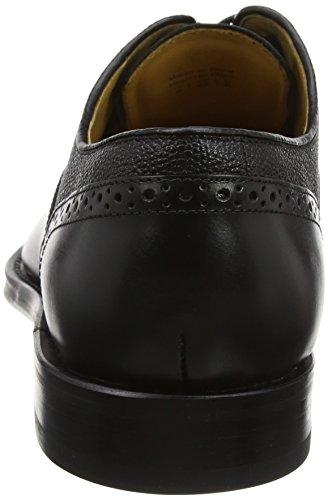 Leather Uomo Nero Black Oxford Galoenia Aldo Scarpe Stringate vFq7q80