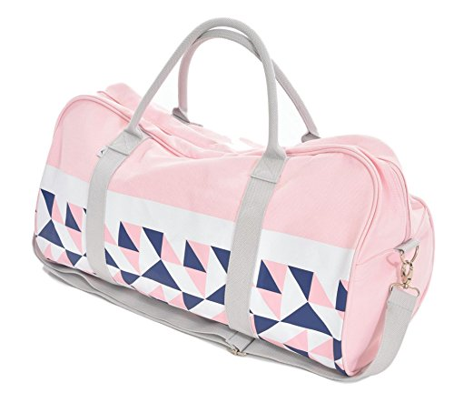 Evermore Lifestyle Weekender Bags for Women, ideal Gym Bag & Overnight Duffel by Evermore Lifestyle