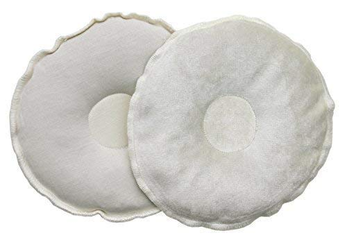 Bamboobies Soothing Nursing Pillows with Flaxseed, Heating Pad or Cold Compress for Breastfeeding