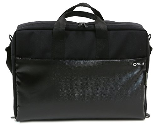 Curtis Bags Clarinet Tarpaulin Insulation Double Bags One size Black by Curtis Bags
