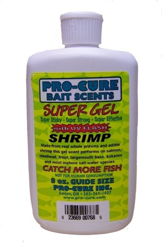 Procure Gel - Pro-Cure Shrimp Super Gel, 8 Ounce