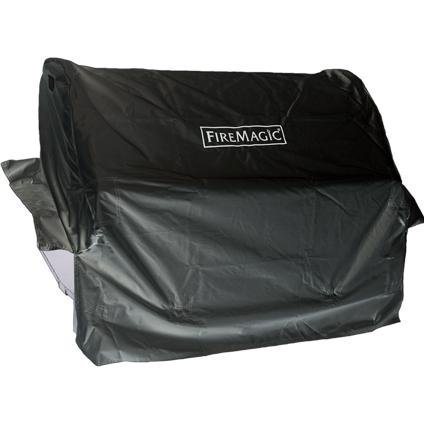 Echelon Cover - Fire Magic Grill Cover For Echelon E660 Or Aurora A660 Built-in Gas Grill - 3647f